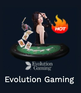 aw8 คาสิโน Evolution Gaming