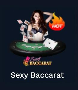 aw8 คาสิโน Sexy Baccarat